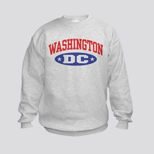 Washington DC Kids Sweatshirt