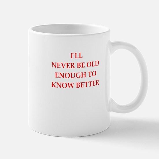 immature Mugs