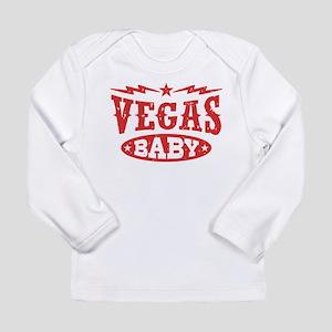Vegas Baby Long Sleeve Infant T-Shirt