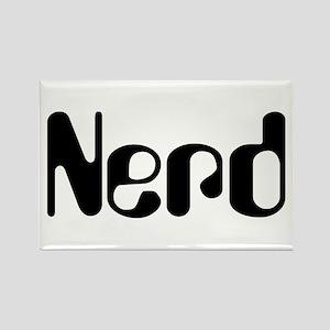 Nerd Rectangle Magnet