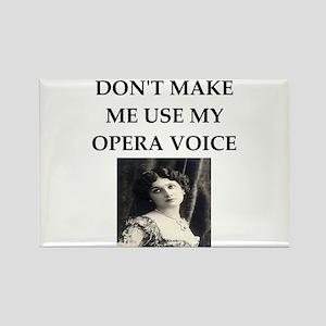 opera voice Magnets
