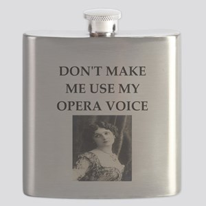 opera voice Flask