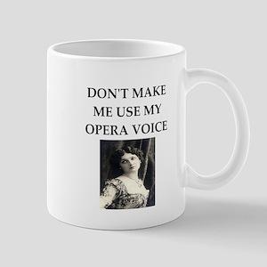 opera voice Mugs