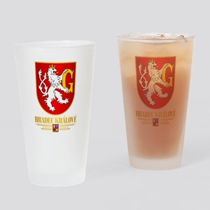 Hradec Kralove Drinking Glass