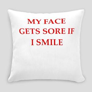 gumpy Everyday Pillow
