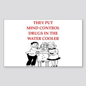 mind control Sticker