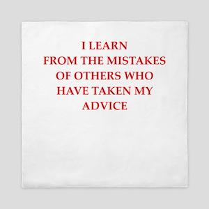 advice Queen Duvet