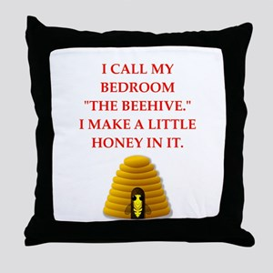 bedroom Throw Pillow
