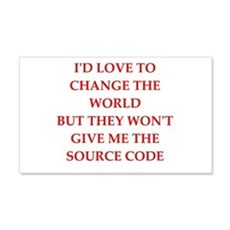 source Wall Decal