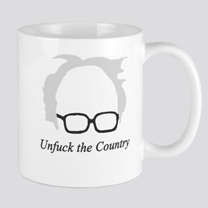 Bernie Unfuck the Country Mug