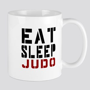 Eat Sleep Judo Mug