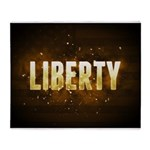 Liberty Throw Blanket