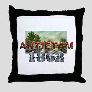 ABH Antietam Throw Pillow