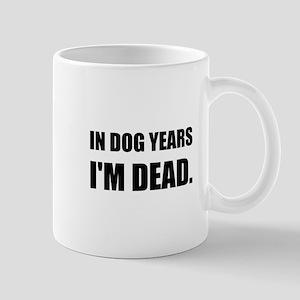 Dog Years Dead Mugs