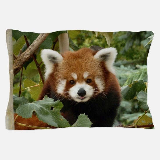 Cute Red panda Pillow Case
