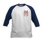 Pasteau Kids Baseball Jersey