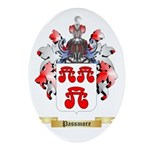 Passmore Oval Ornament