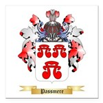 Passmere Square Car Magnet 3