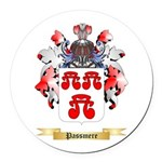 Passmere Round Car Magnet