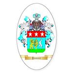 Passie Sticker (Oval)