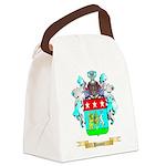 Passie Canvas Lunch Bag