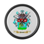 Passie Large Wall Clock