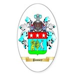 Passey Sticker (Oval)