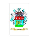 Passey 35x21 Wall Decal