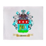 Passey Throw Blanket