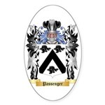 Passenger Sticker (Oval 10 pk)
