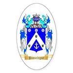 Passelegue Sticker (Oval 50 pk)