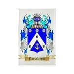 Passalacqua Rectangle Magnet (10 pack)