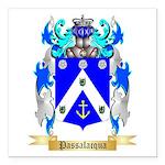 Passalacqua Square Car Magnet 3