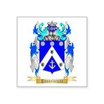 Passalacqua Square Sticker 3