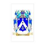 Passalacqua Sticker (Rectangle)