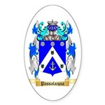 Passalacqua Sticker (Oval)