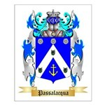 Passalacqua Small Poster