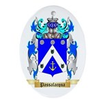 Passalacqua Oval Ornament