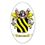 Passagne Sticker (Oval)