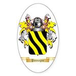 Passagne Sticker (Oval 10 pk)