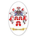 Pasmore Sticker (Oval)