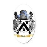Pasley Oval Car Magnet