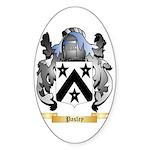 Pasley Sticker (Oval 50 pk)