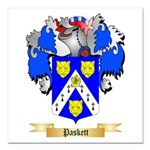 Paskett Square Car Magnet 3