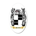 Paskell 35x21 Oval Wall Decal