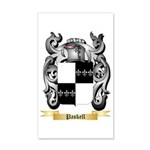 Paskell 35x21 Wall Decal
