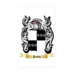 Paske Sticker (Rectangle 50 pk)
