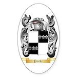 Paske Sticker (Oval 50 pk)