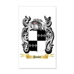 Paske 20x12 Wall Decal