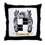 Paske Throw Pillow